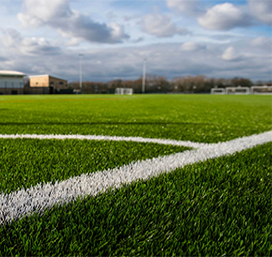 India's largest and Delhi's first FIFA CERTIFIED Football Field at Najafgarh!